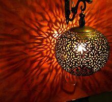 Moroccan Lantern by Jamie Alexander