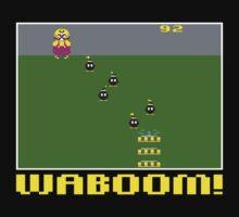 Waboom! by TedDastickJr