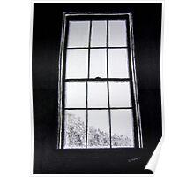 Window's Peek Poster