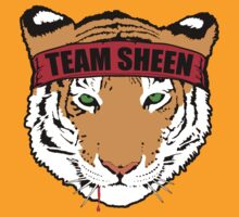 Team Sheen Funny T-Shirt by popularthreadz