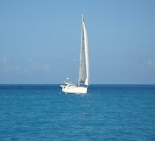 Caribbean Peacefulness by scotth125
