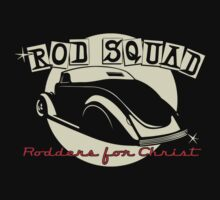 Rod Squad - ver2 ROD SQUAD - Club Shirt - W&S alternative T-Shirt by roundrobin