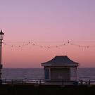 Lantern, Eastbourne. by Suzanne German