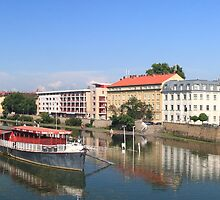 Panoramic Győr by zumi