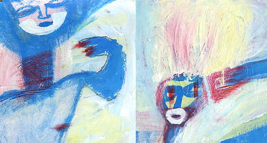 u and o by Shylie Edwards