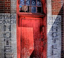 The Old Stagecoach Hotel - Stockyards - Fort Worth, Texas by jphall