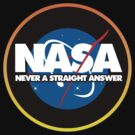 NASA Never a straight answer by viperbarratt