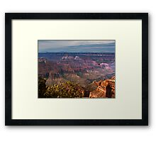 Grand Canyon North Rim, AZ Framed Print