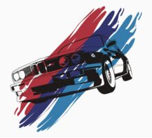 BMW E-30 M3 by Steve Harvey