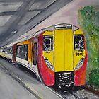 Class 458 SWT - 4 Jop (nickname) by Carole Robins