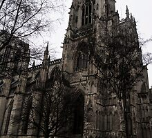York Minster by Jenn Louise
