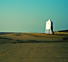 Low lighthouse, Bridgewater, Somerset by Sophie Croser