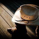 Shrunken Cowboy by Jeanne Sheridan