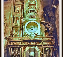 Strasbourg Cathedral Astronomic Clock by David Davies