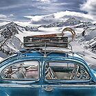 Beetle in the Alps by Jo-PinX