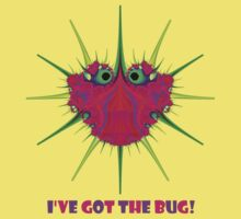Powassan - I've got the bug! by Objowl