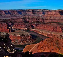 Dead Horse Point by Jim  Bryan