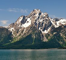 Jenny Lake, Grand Tetons by Jim  Bryan
