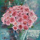 """explosion of pink joy"" by Gigi Guimbeau"