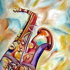 RAINBOW SAX by IRENE NOWICKI