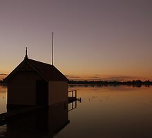 boat sheds,wenderee by fazza