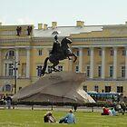 Tsar Peter I  by karina5