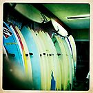 Surf Boards by Marita