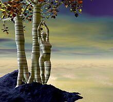 Natural Beauty by Sandra Bauser Digital Art
