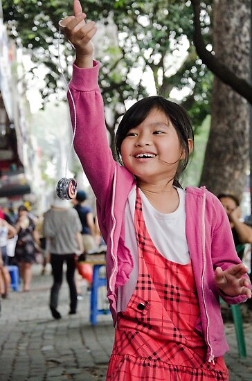 Vietnam: The Yoyo by Kasia-D