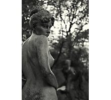 Naked Dublin girl Photographic Print