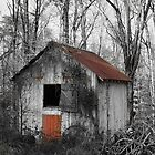 Red Roof Barn - Danville, VA by searchlight