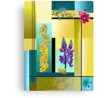 """Spring Flowers"" Canvas Print"