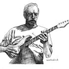 Guitarist by W. H. Dietrich