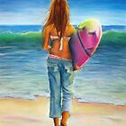 Surfs Up by Denise Hussey