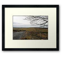 Rolling Landscape - Blanchland, Northumberland Framed Print