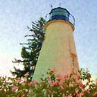Concord Point Lighthouse by Debbi Granruth