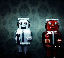 The robots by Jean Beaudoin