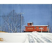 Rossport Museum Photographic Print