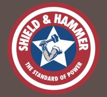 Shield & Hammer Kids Clothes