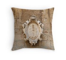 Coat of Arms 2 Throw Pillow