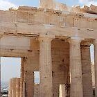 Parthenon by NickSpiros