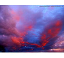 Under a Western Sky Photographic Print