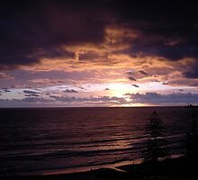 Sunrise - Alex Headlands, Sunshine Coast by peachblossom