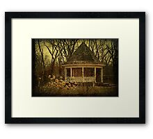 On the Cusp of Spring Framed Print