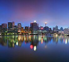 magic hour city by donnnnnny