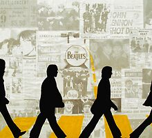 Abbey Road - Tribute to The Beatles by Bryan Dubreuiel