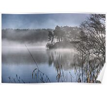 Windermere ...March Mist Poster