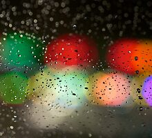 Night Photo (Bokeh) by DLPhoto