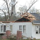 Tornado damage V by zpawpaw
