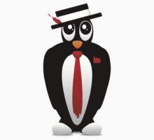 The Italian Penguin T-Shirt
